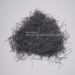 Buy cheap Diameter 0.35mm Monofilament Polypropylene Fiber 19mm Fibre Length from wholesalers