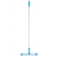 Buy cheap C-615B Janitorial Cleaning Tools Microfiber Wet Mop System With Velcro from wholesalers
