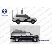 Buy cheap 1500M Drone Radio Frequency Jammer , 2.4 Ghz Jammer For Drones Stable Operation Blocker from wholesalers
