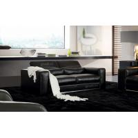 Buy cheap 3 Seater Contemporary Luxury Leather Sofas,  Italian top brands leather sofas from wholesalers