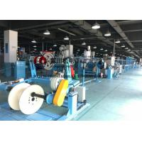 Buy cheap Plastic Wire Extrusion Machine , Power Wire Insulated Sheathing For Wire Dia 5.0-20mm from wholesalers