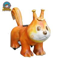 Buy cheap Mechanical Walking Animal Ride Dinosaur Toys Appearance Customized Speed from wholesalers