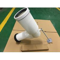 Buy cheap Professional PP Toilet Sewage Pipe , Connecting Toilet Pan To Soil Pipe product