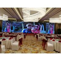 Buy cheap Digital Screen Rental LED Display HD Small Pitch P2 Indoor 64 * 64 Point Module Resolution from wholesalers