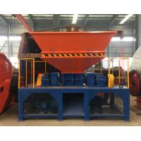 Buy cheap Double shaft Aluminum scrap Shredder Machine or Aluminum scrap crusher machine Henan Ling Heng Machinery China from wholesalers