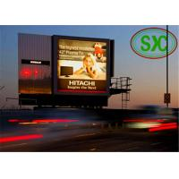 Buy cheap Full Color Tube Chip Color Advertising LED Screens Video Display Function from wholesalers