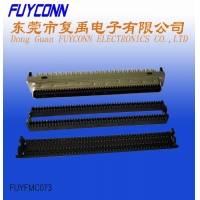 Buy cheap 35mΩ  100 Pin Male SCSI IDC Connector For Crimping Wire from wholesalers