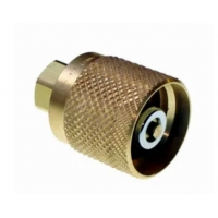 Buy cheap Brass Connector 7141f Propane Fitting For Fuel Line from wholesalers