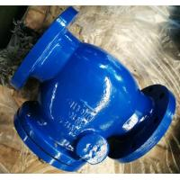 Wholesale DI Construction Flanged Swing water check valve with Cast iron / Ductile Iron DIN 3202 F6 from china suppliers