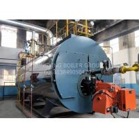 Buy cheap Gas And Oil Dual Fuel Steam Boiler 0.7MW Hot Water Boiler Furnace Stainless Steel from wholesalers