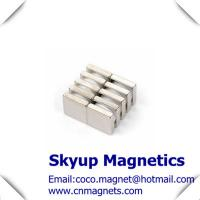 Block  rare earth NdFeB Magnets used in Electronics and small motors ,with ISO/TS certification Manufactures