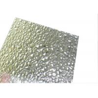 Buy cheap Waterproof Polycarbonate Plastic Roofing Sheets, Tinted Polycarbonate Roof Panels from wholesalers