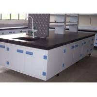 Buy cheap Pollution Resistance School Lab Furniture / Table With Epoxy Resin Board from wholesalers