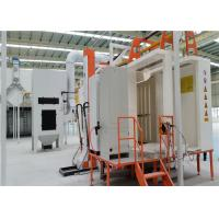 Buy cheap Full Automatic Green PVC Powder Coating Line , Wire MeshCoatingProductionLine from wholesalers
