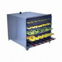 Buy cheap Five-layered Food Dehydrator with 110 to 220V Voltage and 50 to 60Hz Frequency from wholesalers