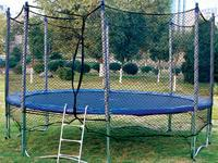 Wholesale Big Trampoline (DY-JS-0139) from china suppliers