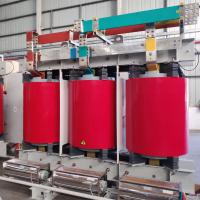 Buy cheap Electrical Three Phase Dry Type Transformer Insulation Class High 11-0.4kV from wholesalers