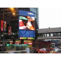 China Flexible rental P25 out door full color 8 x 8 dot matrix led sign / display on sale