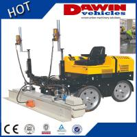 Buy cheap concrete floor laser leveling screed machine for sale from wholesalers