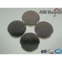 Buy cheap Cylinder Neodymium Permanent Magnet from wholesalers