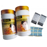 Buy cheap Herbal Emilay Whitening Clear Spots Capsule Face Whitening Pill Skin Care Whitening from wholesalers