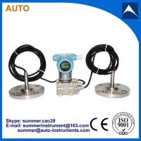 Buy cheap Liquid Level with Extended Diaphragm with 4-20mA output HART protocol from wholesalers