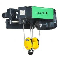 Buy cheap Pendent Control Electric Wire Rope Hoist For Petrochemical 12.5 Ton from wholesalers