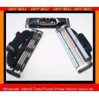 Buy cheap Sell Brand Razor Blades for Gille MACH3 Turbo Fusion Etc. from wholesalers