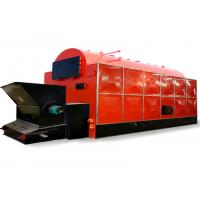 Buy cheap DZL Series 3 Pass Biomass Wood Coal Fired Steam Boiler 2ton 2000kh/h from wholesalers