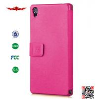 Buy cheap 100% Perfect Fit Brand New Import PU Book Wallet Leather Cover Case For Sony Xperia Z2 from wholesalers