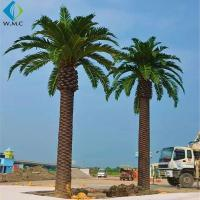 Wholesale Custom Artificial Palm Trees Environmentally Friendly Beautiful Shape from china suppliers