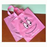 Buy cheap Customized Design Printed Soft loop handle bag shopping plastic bags handbags from wholesalers