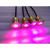 Buy cheap Submersible Embedded LED Swimming Pool Lights with brass housing, CE from wholesalers