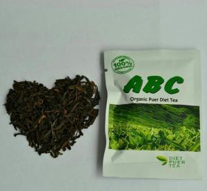 ABC Organic Puer Diet Tea Slimming Tea Slimming Tea ABC Organic Puer Diet Tea Manufactures