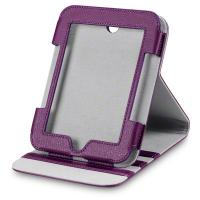 Buy cheap Multi Angel Flip Protective Synthetic Nook Leather Ereader Covers With Stand from wholesalers