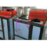 Buy cheap 5 Gallon Water Filling Machine Semi Auto Industrial Gallon Bottle Washer Machine 1 Head from wholesalers
