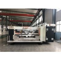 Buy cheap Top Speed Flexo Printing Slotting Die Cutting Machine For Corrugated Paperboard Printing from wholesalers