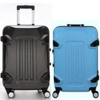 Wholesale ABS Trolley Luggage Transformers Bumblebee Aluminum Frame Fancy Suitcase from china suppliers