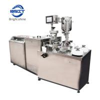 Buy cheap automatic Suppository Filling and Sealing line for laboratory model (1 filling head) from wholesalers