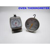 Buy cheap Oven Probe Thermometer THR02-000 , Spiral Coil Spring Dial Stem Thermometer product