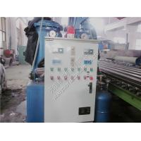 Buy cheap Customized PU Sandwich Panel Roll Forming Machine Hydraulic Cutting from wholesalers