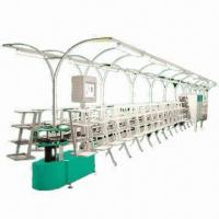 China Rotary Shoe Making Production Line with 1.5kW Operating Power on sale