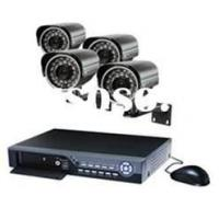 Buy cheap H.264 standalone DVR CCTV  System home video 4×IR Dome Camera security systems from wholesalers
