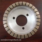 Buy cheap Metal bond diamond grinding wheel from wholesalers