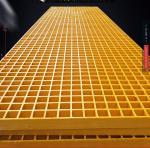 Buy cheap FRP molded gratings,FRP/GRP Gratings, FRP Grate, FRP Gird, GRP Platform, Fiberglass Gratings from wholesalers