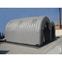 Buy cheap Soda sand Blasting Inflatable Tents from wholesalers