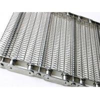 Wholesale Food Processing Wire Mesh Conveyor Chain , Sprocket Drive Stainless Steel Chain from china suppliers