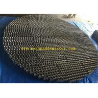 Wholesale 125 Y Metal Orifice Plate Corrugated Packing , structured tower packing from china suppliers