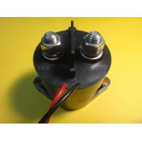 Buy cheap Sealed Small Light High Voltage DC Contactor used in AD or DC power supply switch from wholesalers