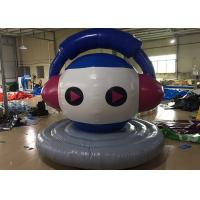 Buy cheap Sealed Custom Advertising Inflatable Toys Mascot Inflatable Character Balloon Decoration from wholesalers